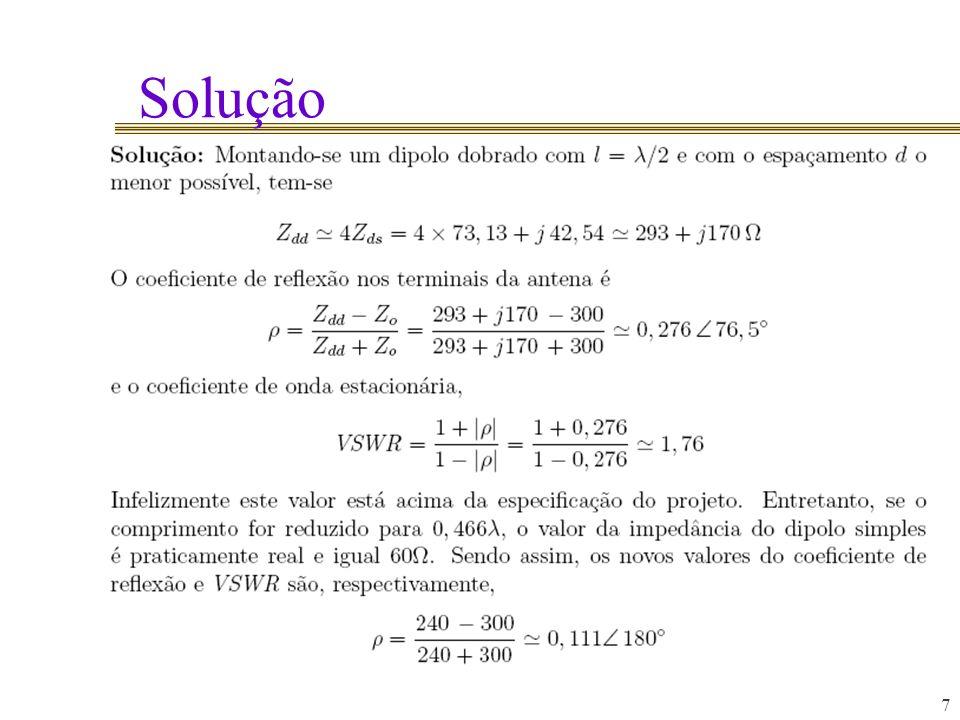 7 Solução