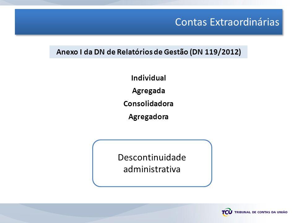ESTRUTURA DO RELATÓRIO (ANEXO II DA DN 119/2012) 6.