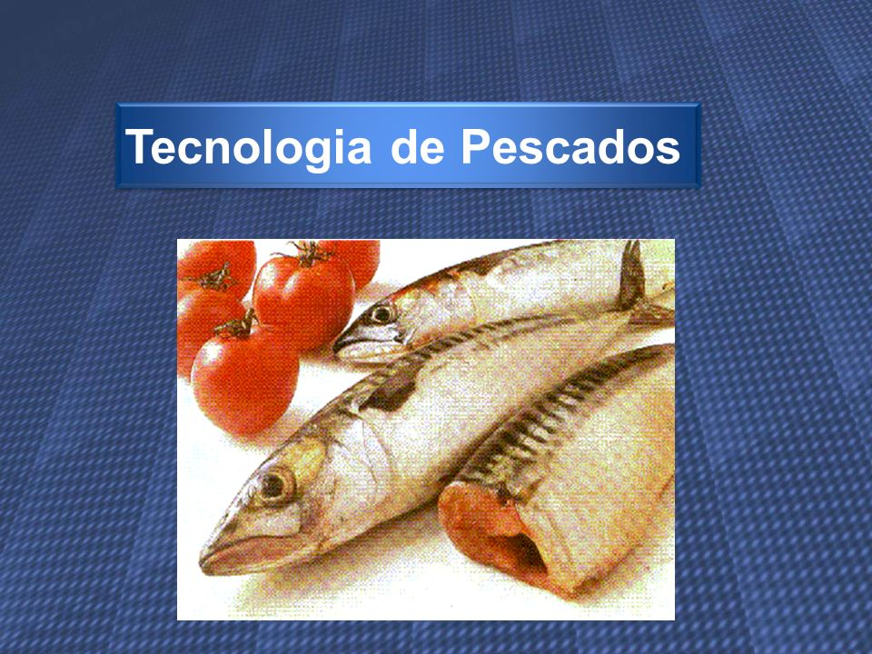 Composição Química do Pescado Os componentes normais do pescado nas suas variações são: Água 66 a 84% Proteínas 15 a 24% Lipídios(gorduras) 0,1 a 22% Sais minerais 0,8 a 2% Vitaminas