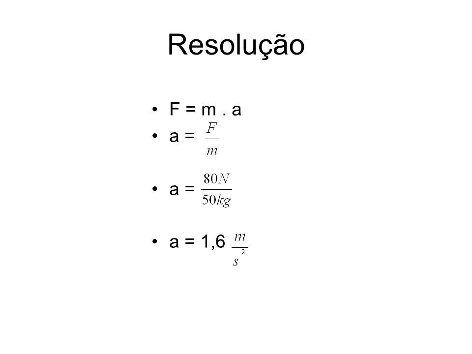 Elevador subindo ou descendo com velocidade constante Como o movimento apresenta Velocidade Constante, logo Fr = 0 Analisando Situações P N N - P = 0 N = P