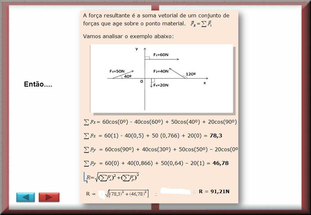 8) Aplique as leis de Newton para resolver o exercício do Halliday, David., 4ª edição a) Se m 1 = 2,3 kg, m 2 = 1,2 kg e F = 3,2 N, determine a força de contato entre os dois blocos.