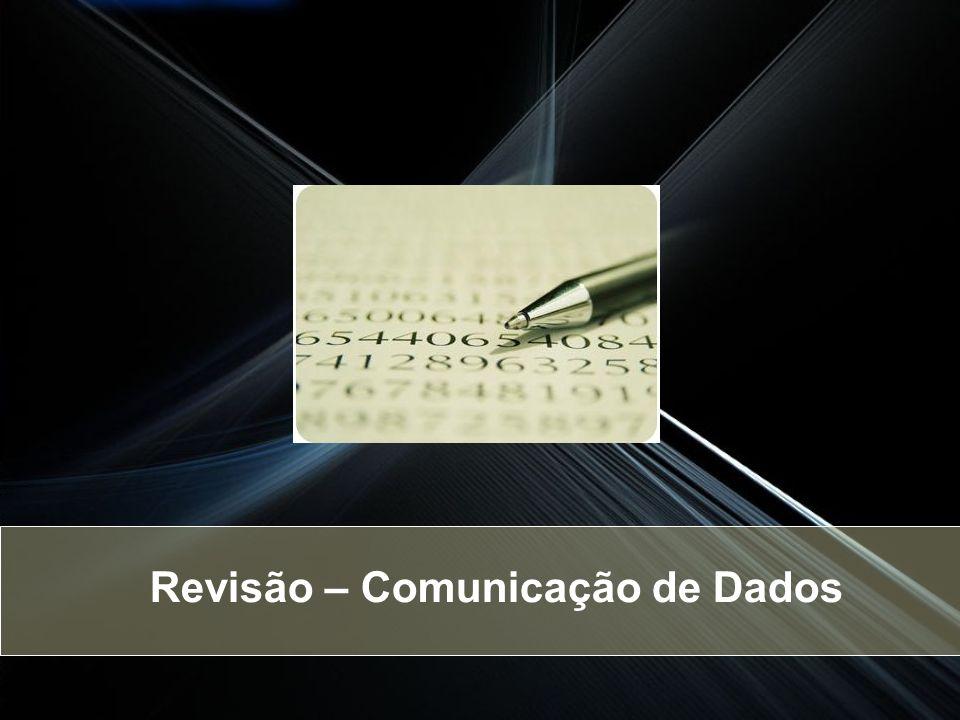 Introdução comunicação de dados Conceitos Básicos: Comunicação de dados É a troca de informações entre dois dispositivos através de um meio.