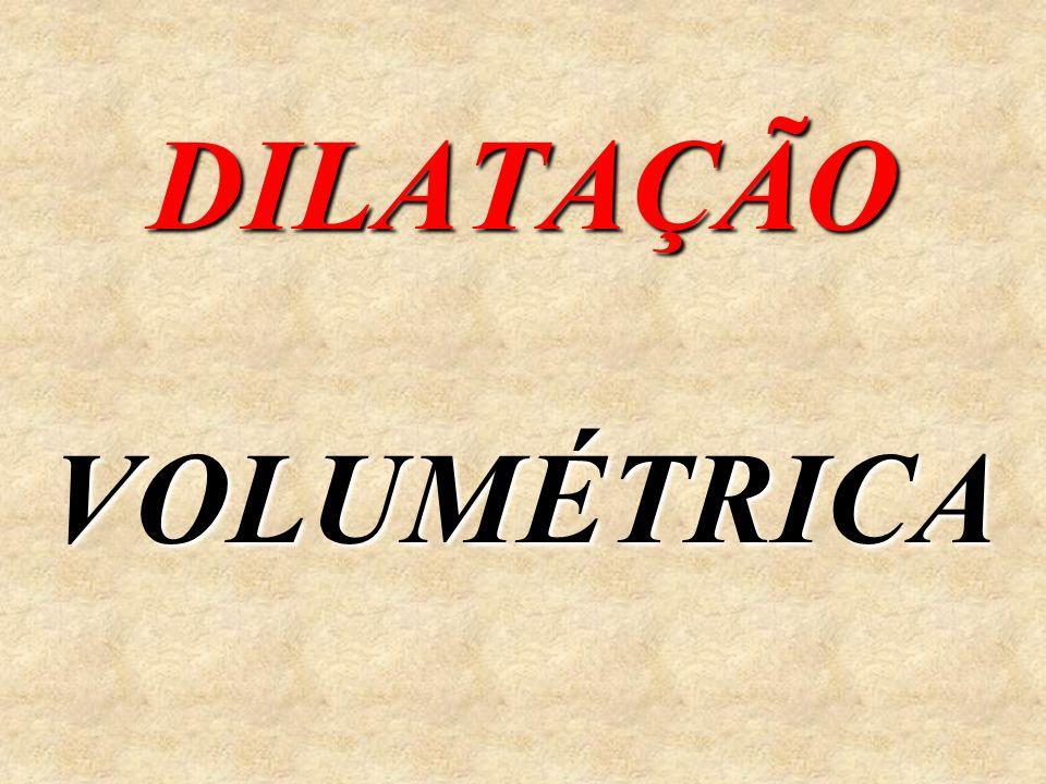 A dilatação superficial corresponde à variação da área de uma placa quando submetida a uma variação de temperatura. As figuras abaixo representam uma