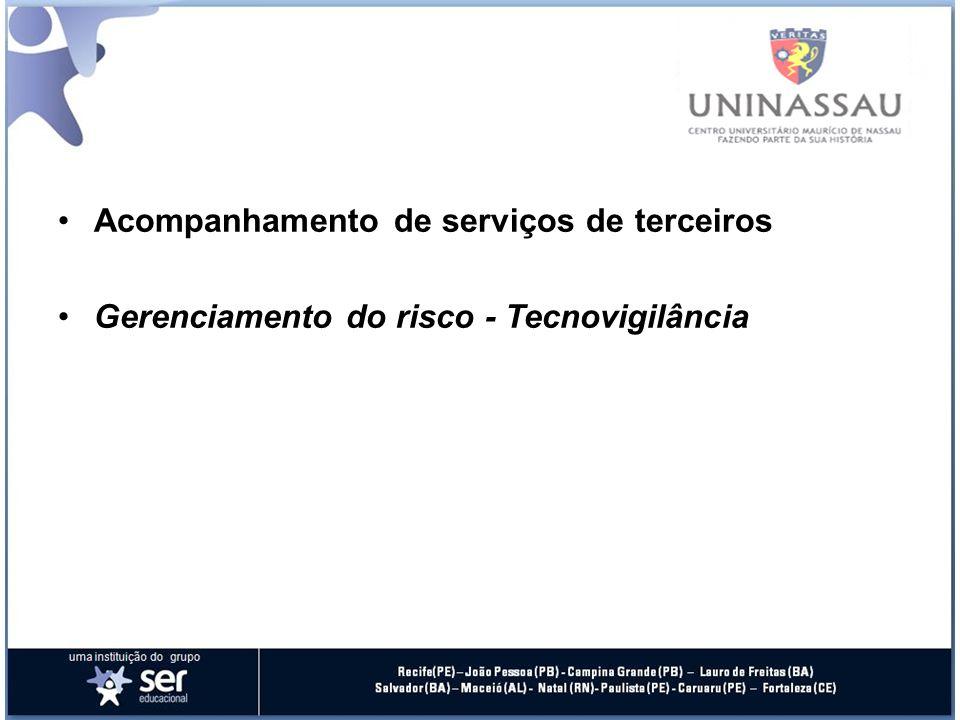 Inventário Desenvolvimento e apoio à pesquisa biomédica Instalação de equipamentos Avaliação de equipamentos
