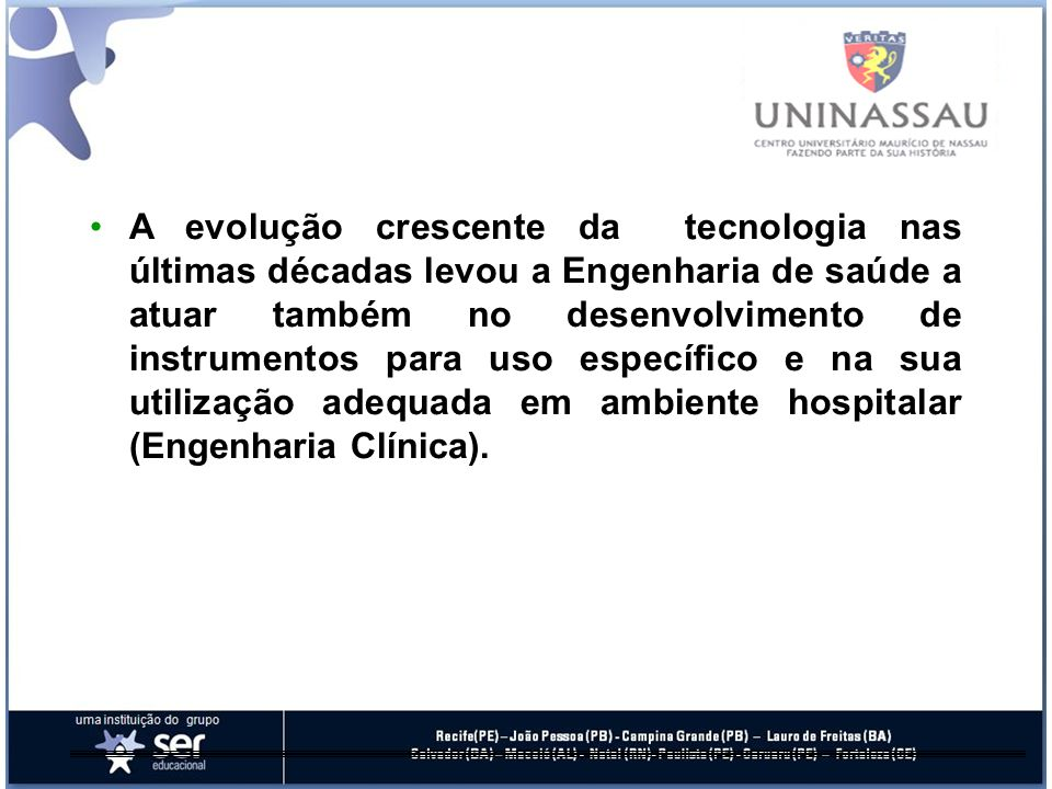ENGENHARIA CLÍNICA