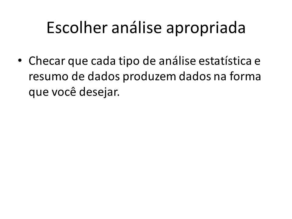 PLANEJAR EDIÇÃO DE DADOS Vc pode encontras inconsistencias devido: Sem Resposta (Dados que faltam / perdidos).