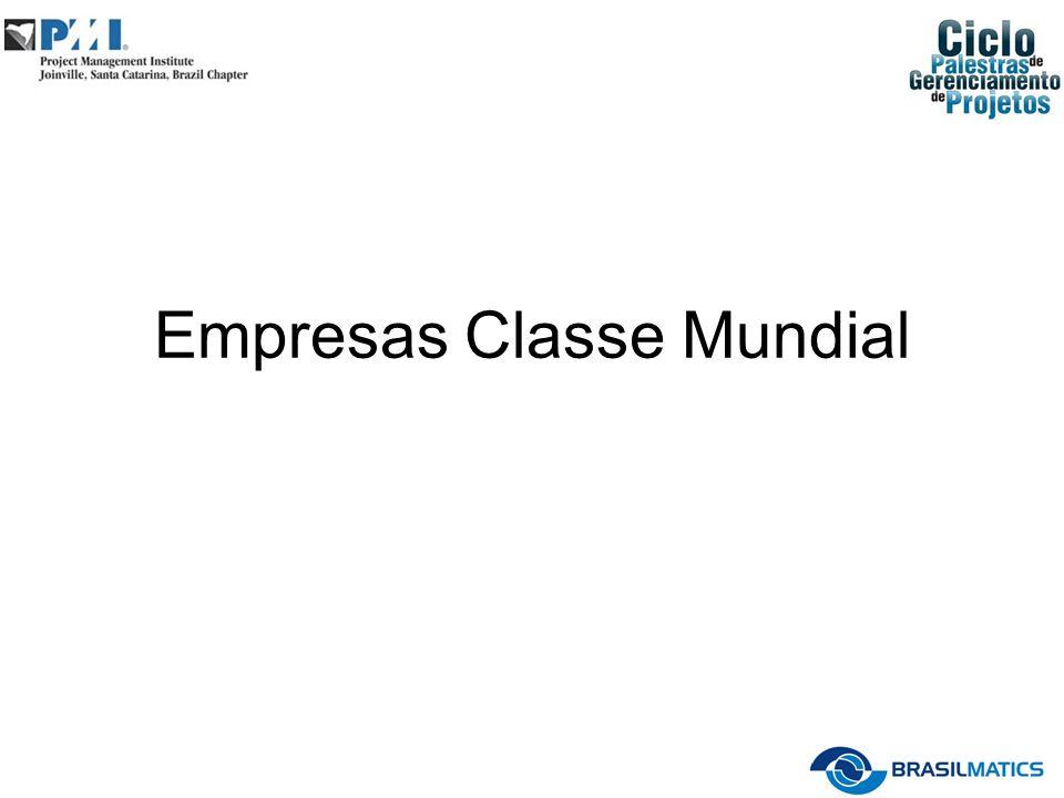 Empresas Classe Mundial