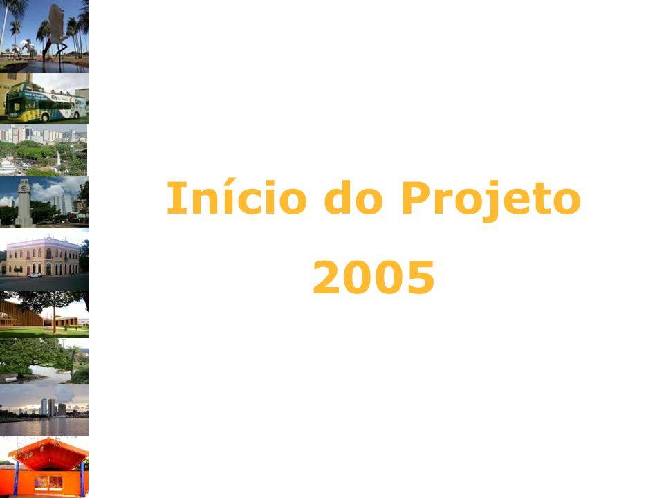Início do Projeto 2005