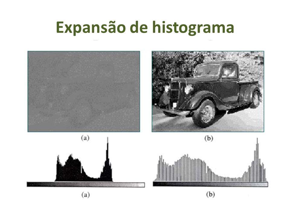 Expansão de histograma
