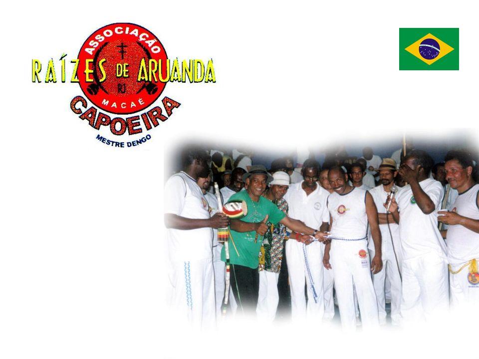 2006 – 3º Festival de Dança de Capoeira para Portadores de Deficiências Teatro Municipal de Macaé 21 de maio