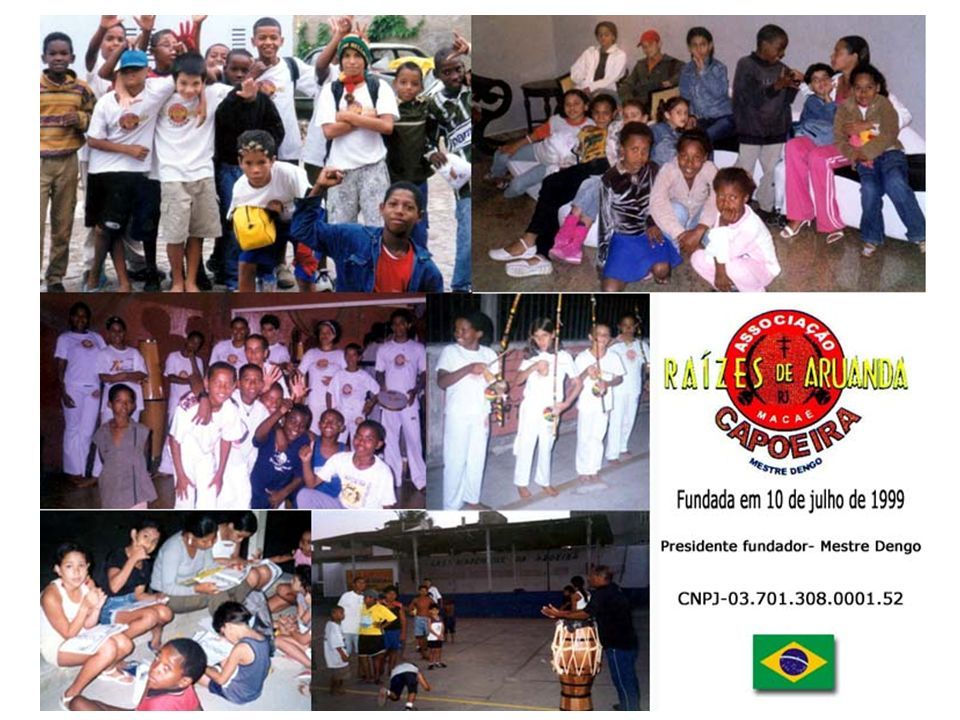 Participa de projetos como o Art-Luz e o Ginga Educativa, Macaé Odara,Samba dos Ancestrais, Somos todos brasileiros e Brasil 500 anos, da Fundação Macaé de Cultura e Secretaria de Educação, entre outros.