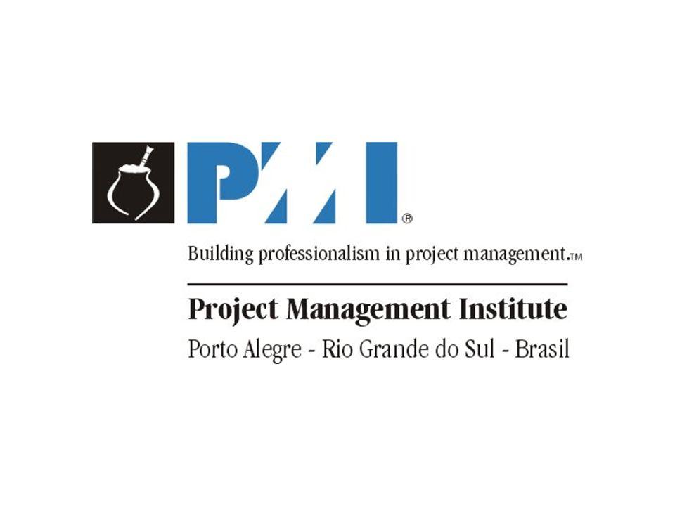 12 Lançamento do PMI-RS PMBOK- A Guide to the Project Management Body of Knowledge Aprovado como American National Standard (ANS) pela American National Standards Institute (ANSI) e é o padrão no qual está se baseando a norma brasileira.