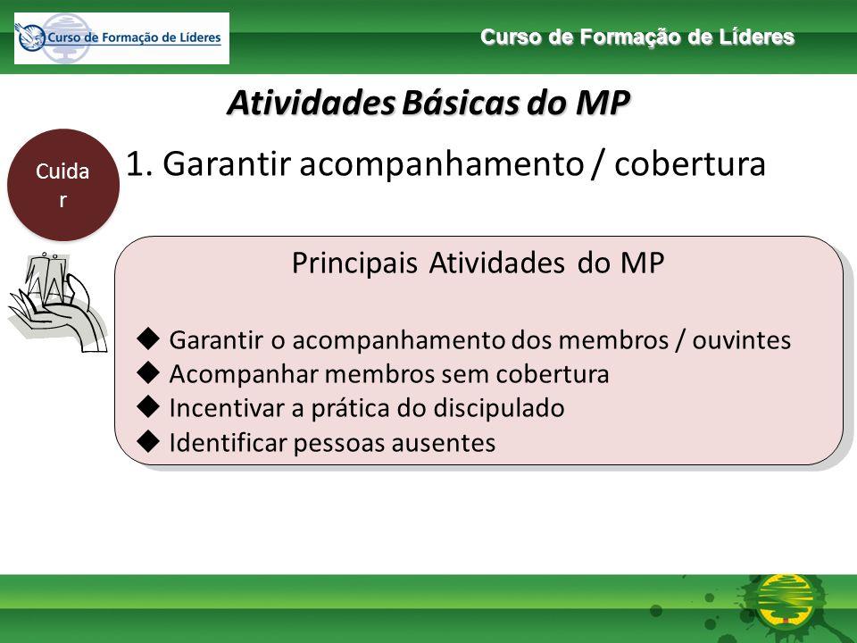 Curso de Formação de Líderes Pequena Família MP 2.