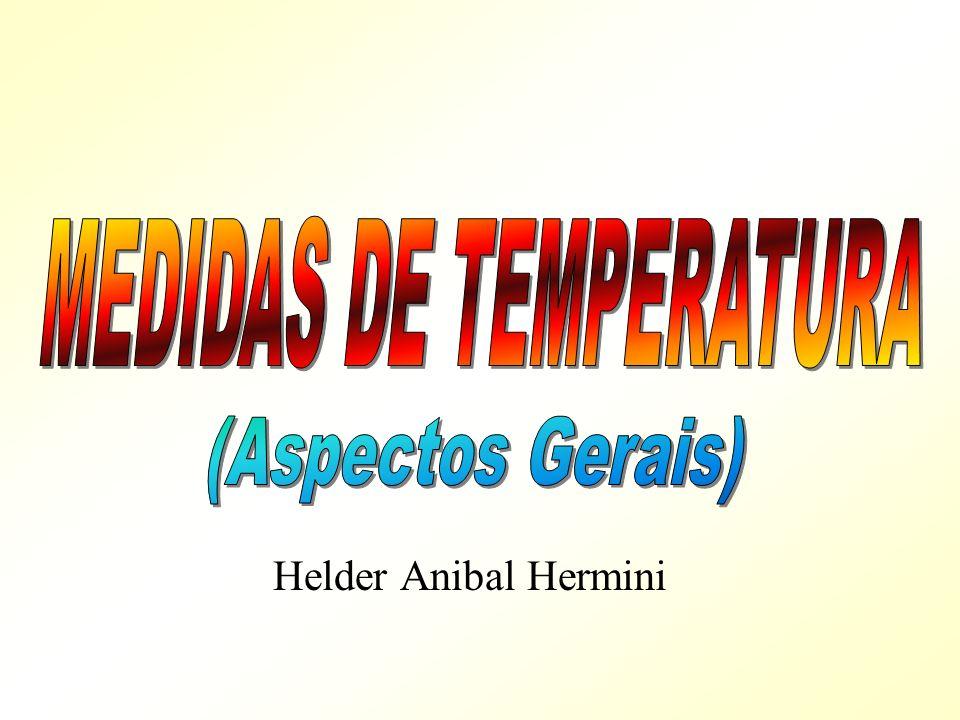 TERMÔMETRO BIMETÁLICO Medidas de temperatura.