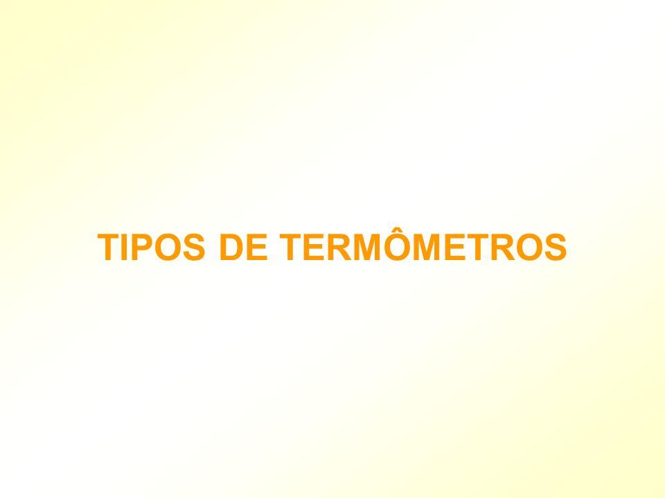 TERMOELETRICIDADE TERMOPARES – POTENCIA TERMOELÉTRICA Ao se medir a f.e.m.