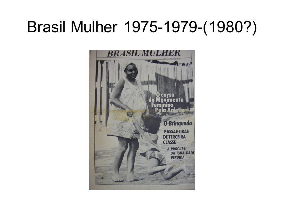 Brasil Mulher 1975-1979-(1980?)