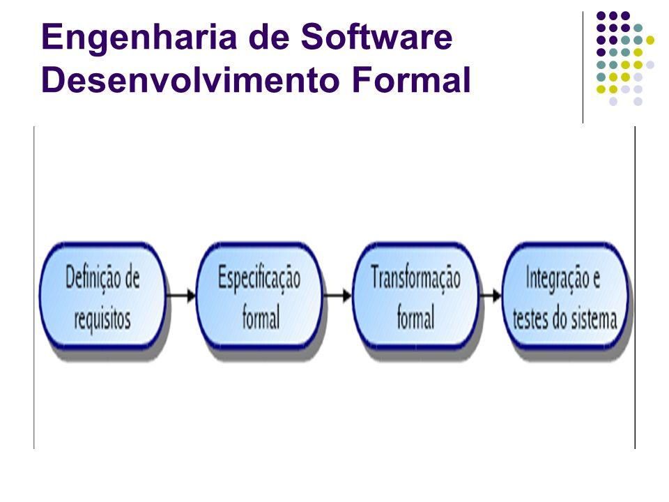 Engenharia de Software Desenvolvimento Formal