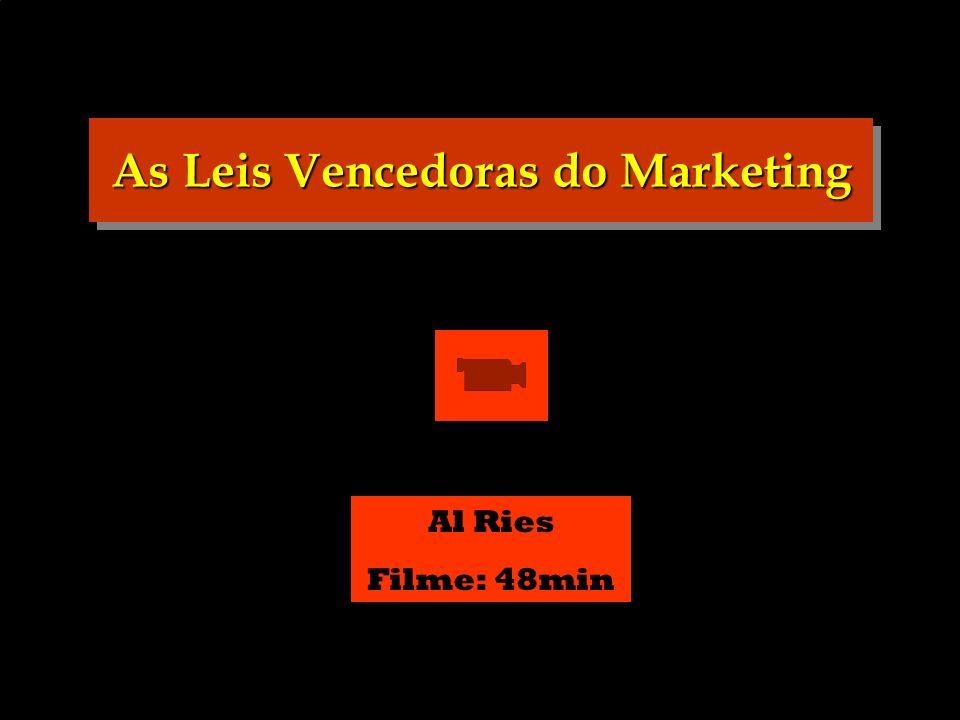 As Leis Vencedoras do Marketing Al Ries Filme: 48min