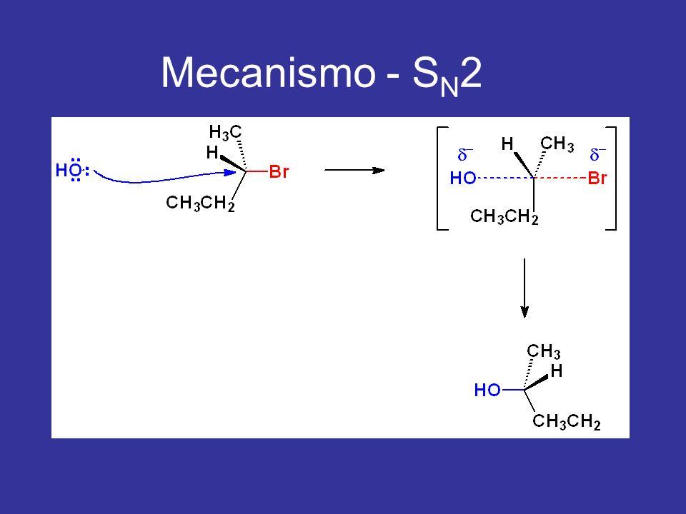 Mecanismo - S N 2