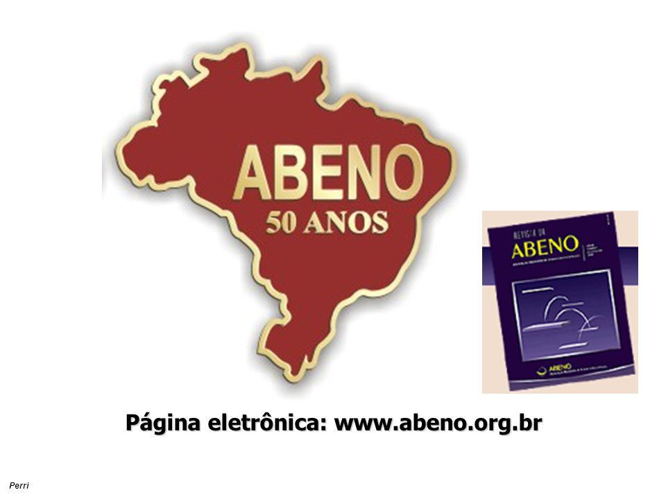 Perri Página eletrônica: www.abeno.org.br