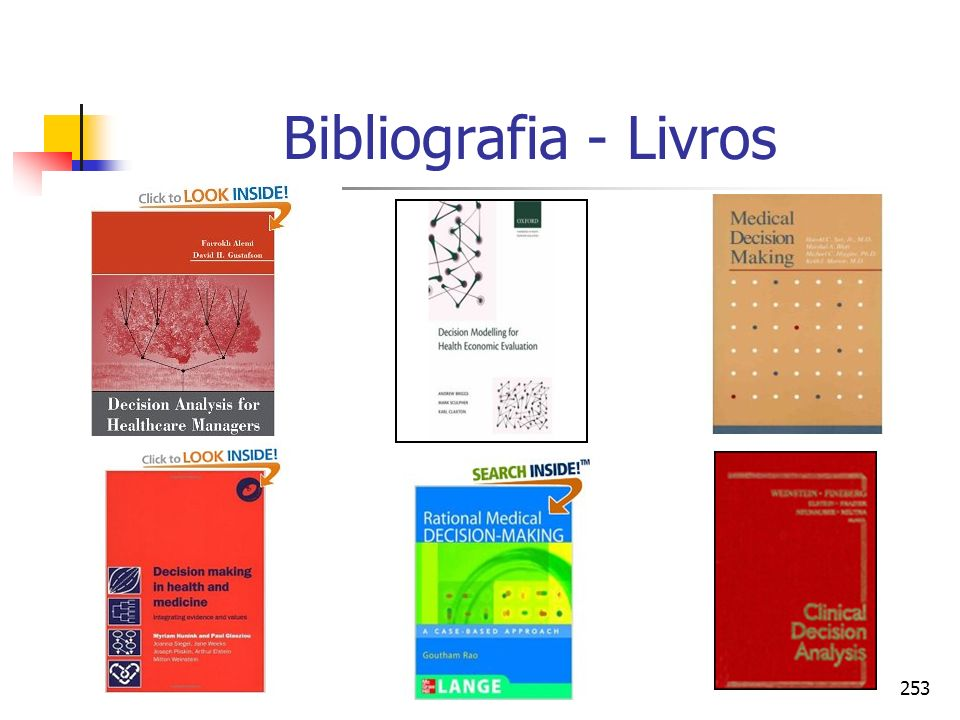 253 Bibliografia - Livros
