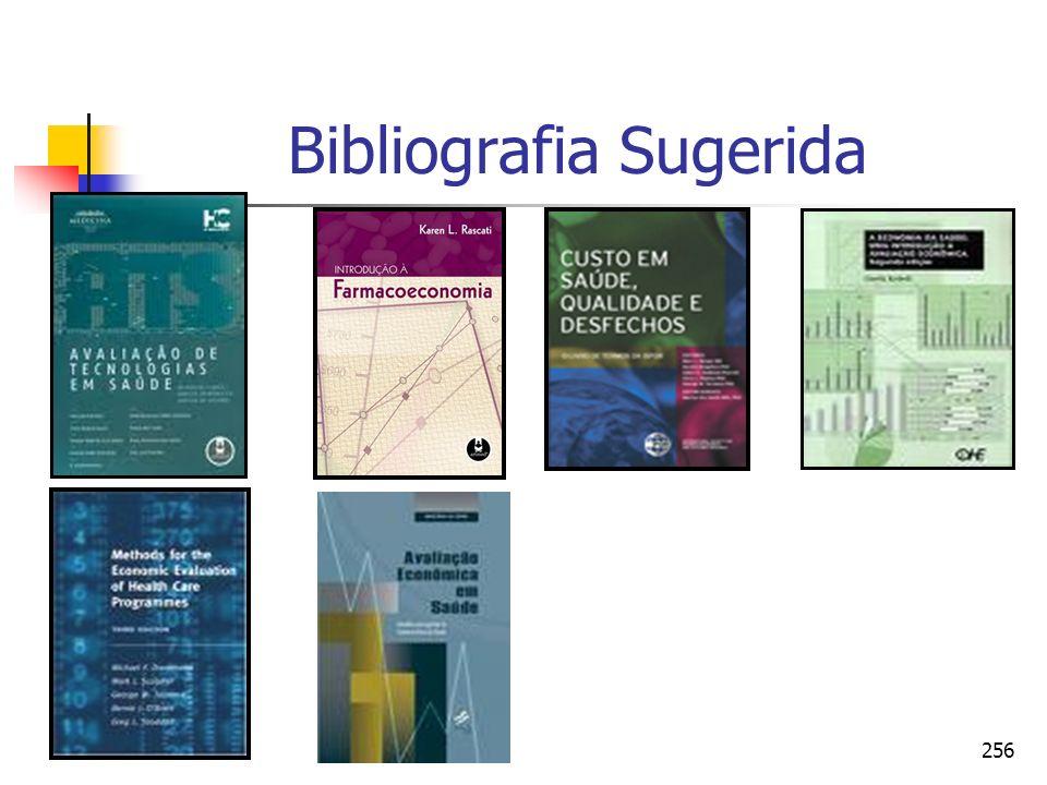 256 Bibliografia Sugerida