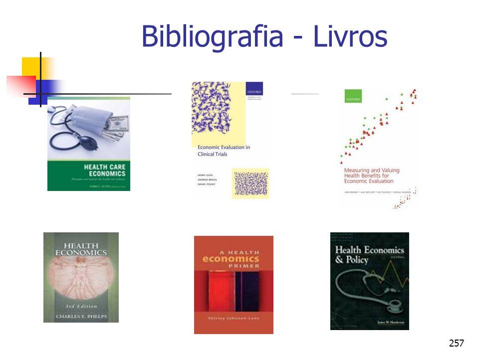 257 Bibliografia - Livros