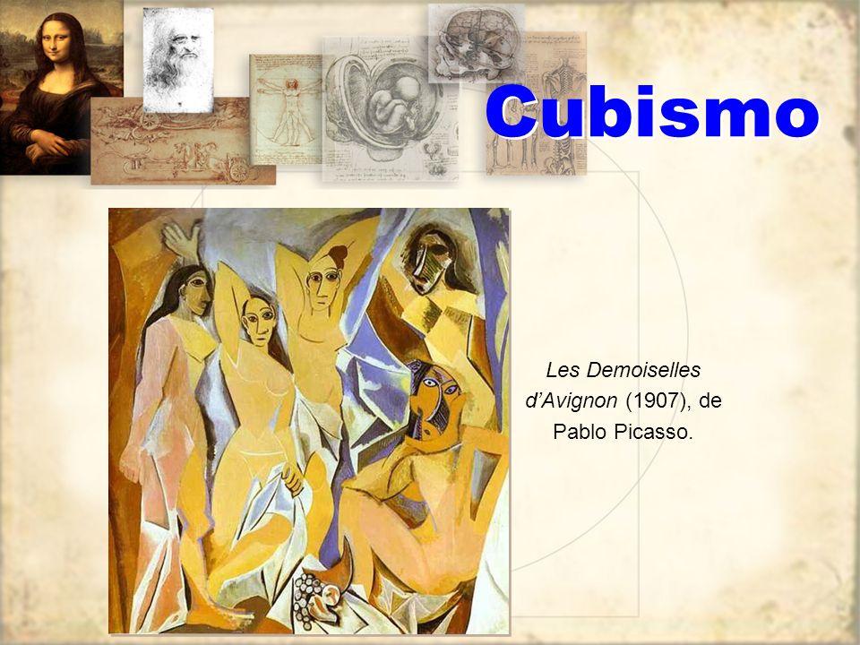 Mulher Chorando(1937), Pablo Picasso Rompimento com a perspectiva tradicional Visão simultânea