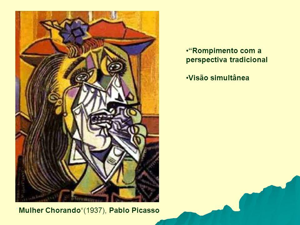 Decomposição da realidade em figuras geométricas.Manifesta-se a partir de 1917, na literatura.