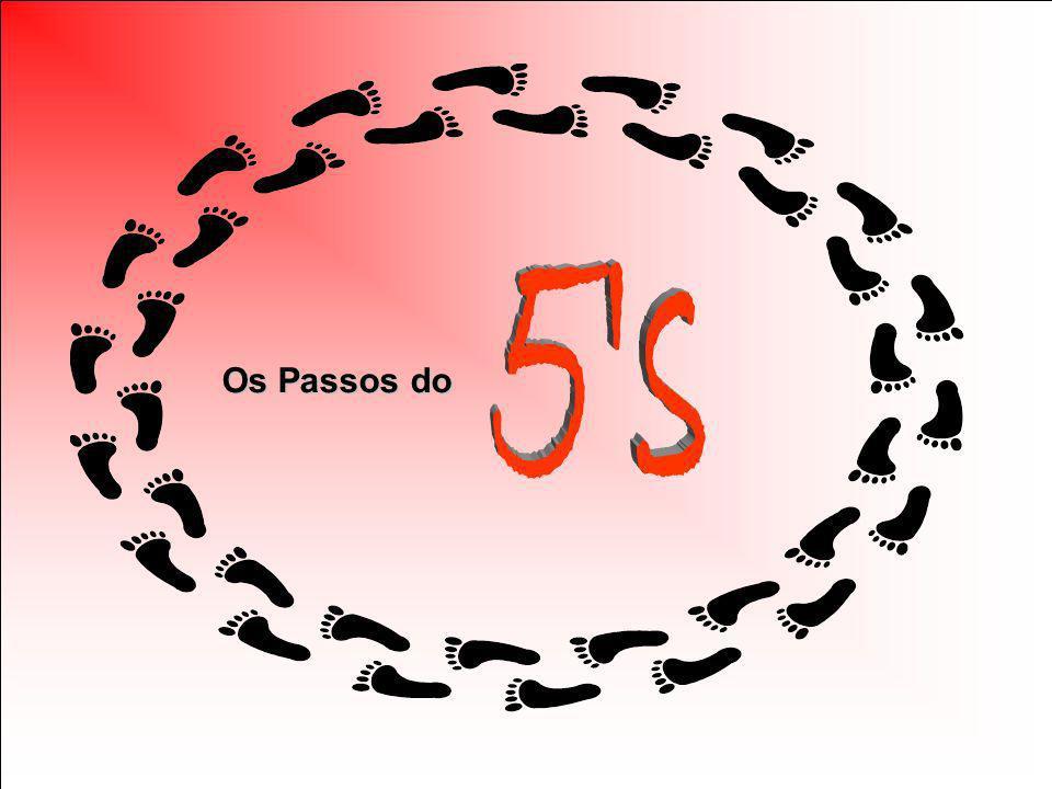 A garantia do sucesso dos 5S Manter o compromisso de todos com o programa, gerando nova cultura na empresa, através de: Prática diária Criar o hábito de observar Disciplina Comprome- timento