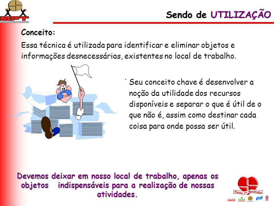 Manter ambiente favorável a Saúde, Higiene e padronização SEIKETSU SAÚDE / HIGIENE 4 º 4 º Senso