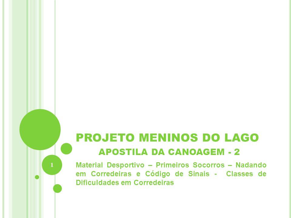 TEMA O4 MATERIAL DESPORTIVO 4.1)- O Material Desportivo; 4.2)- Seleção da Embarcação Adequada; 4.3)- Materiais e Métodos de Construção; 4.4)- Normas de Manutenção do Material.