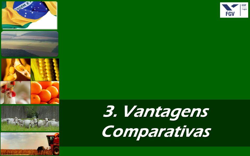 - 18 - 3. Vantagens Comparativas