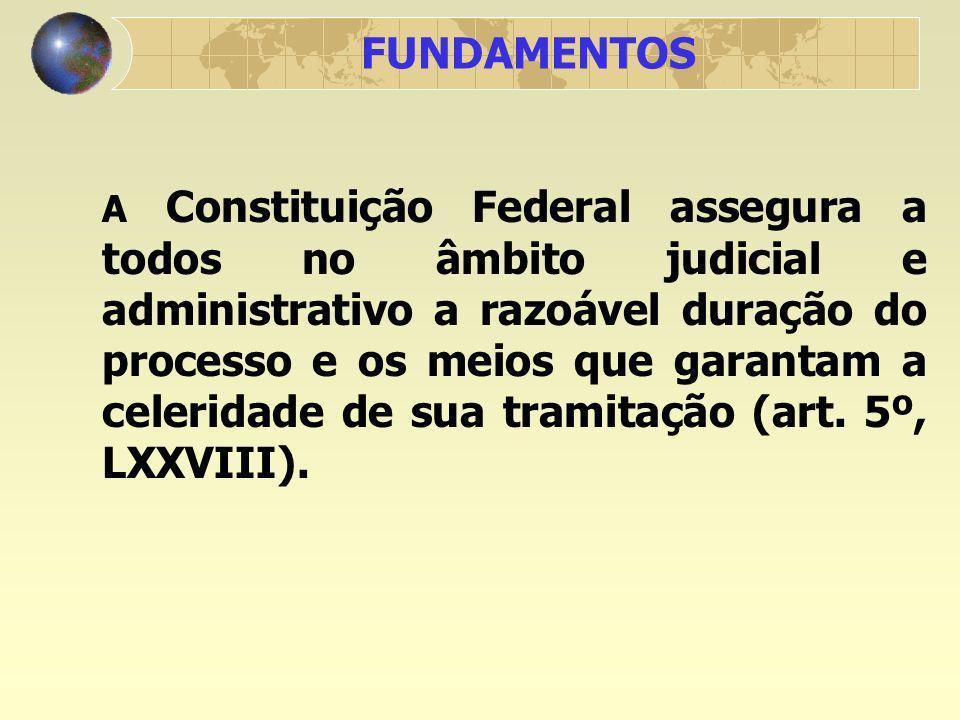 - O CPC (artigos 125, incisos II e IV, e 331) recomenda a rápida solução do litígio e a conciliação, não existindo óbices à sua efetivação, inclusive em relação às pessoas jurídicas de direito público, no âmbito do Judiciário Federal.