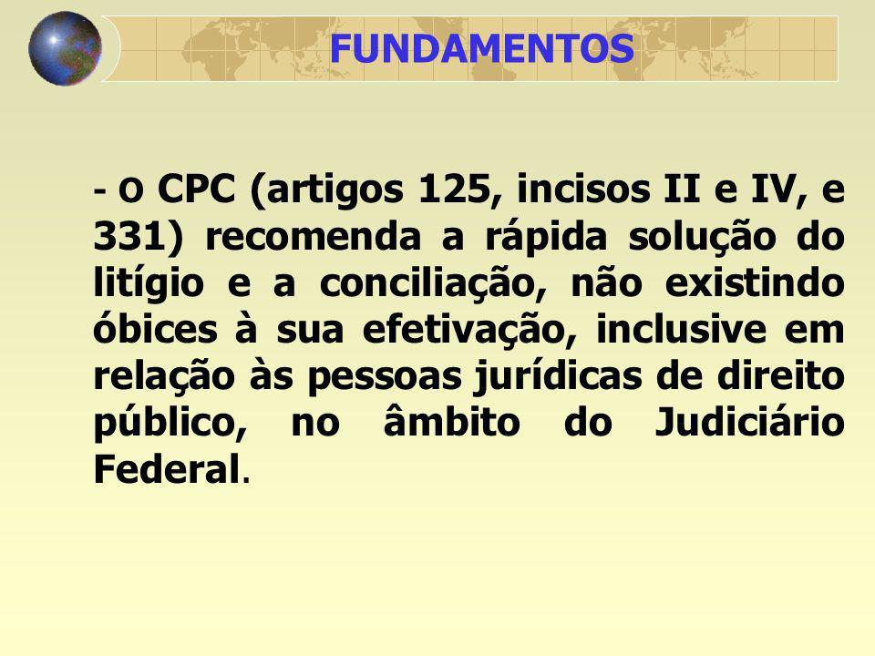 c) Finalização da conciliação: -Formalização do acordo.