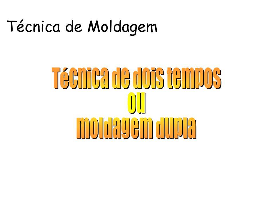 Técnica de Moldagem