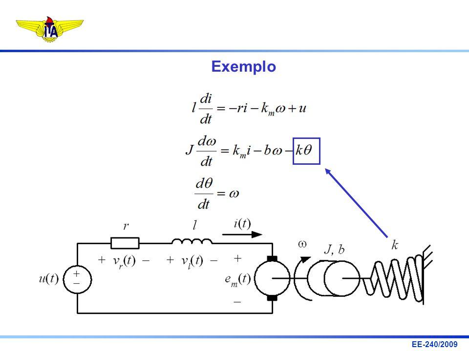 EE-240/2009 Exemplo