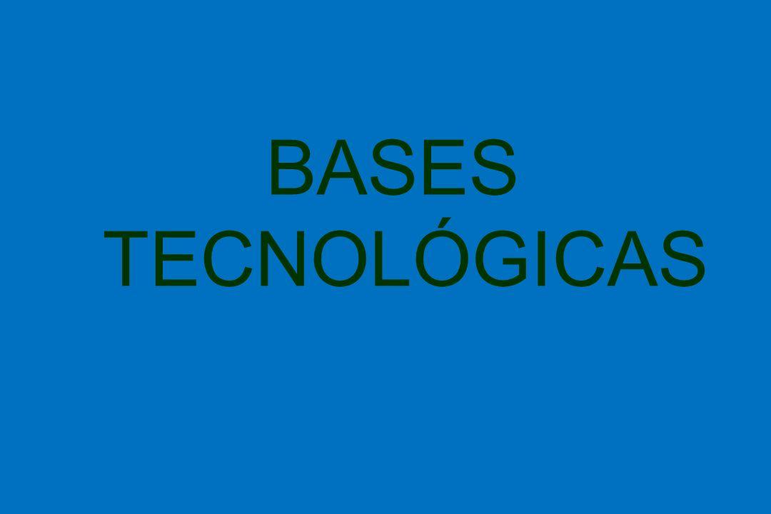 BASES TECNOLÓGICAS