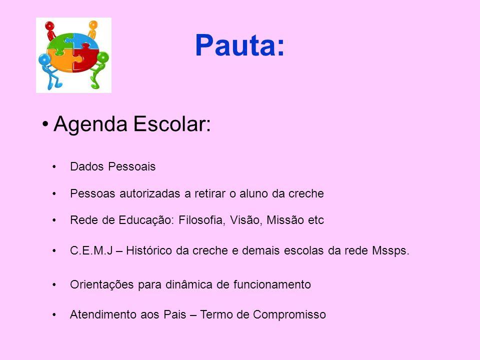 Pauta: Nova formação da equipe educacional CF-2013: Fraternidade e Juventude Eis-me aqui, envia-me Anjinhos do Brasil – Proposta da CNBB Projeto Pedag
