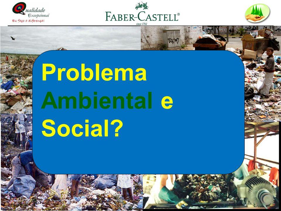 Problema Ambiental e Social?