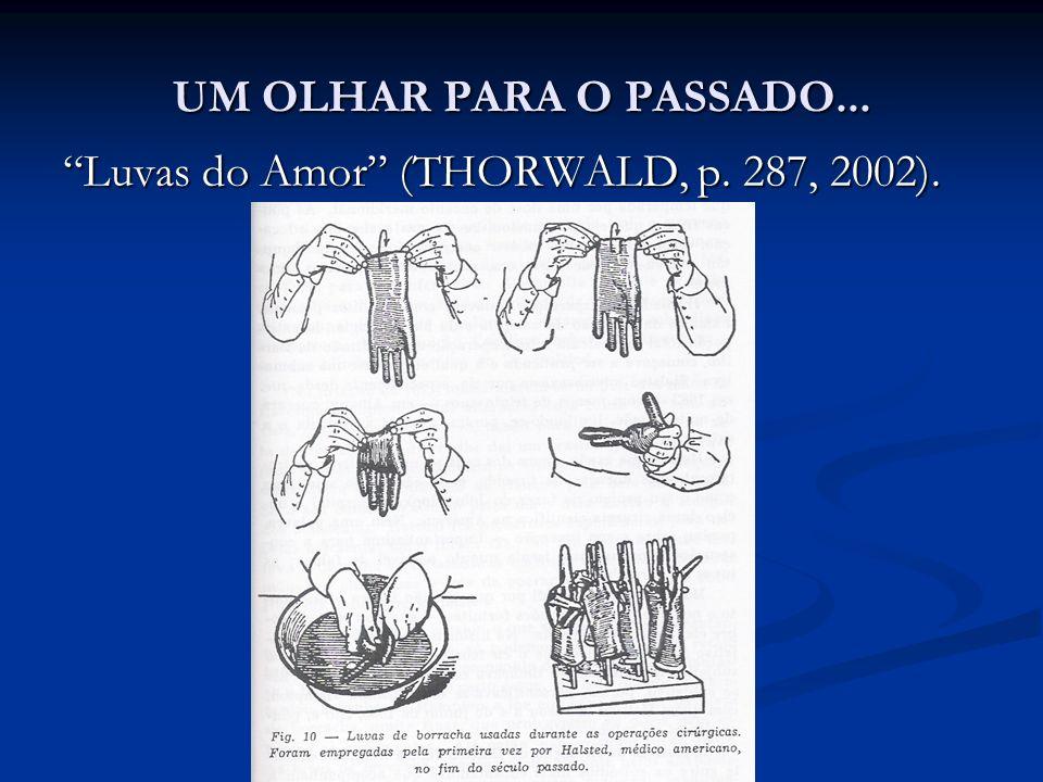 UM OLHAR PARA O PASSADO... Luvas do Amor (THORWALD, p. 287, 2002).