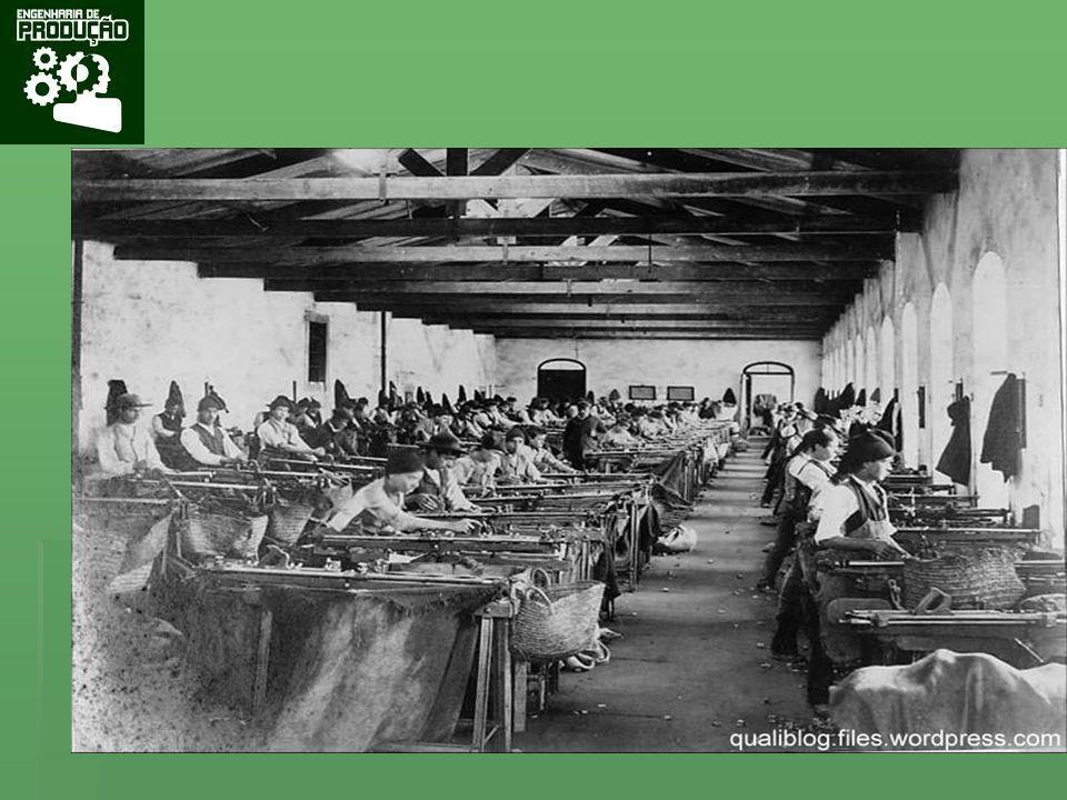 Os Funcionários No quadro de funcionários das fábricas além do trabalho feminino, as crianças também eram incluídas ; No quadro de funcionários das fábricas além do trabalho feminino, as crianças também eram incluídas ; Os empregados chegavam a trabalhar até 18 horas por dia; Os empregados chegavam a trabalhar até 18 horas por dia; Não havia direitos trabalhistas; Não havia direitos trabalhistas; Além disso as condições nos locais de trabalho eram péssimas, que colocavam em risco a vida dos trabalhadores.