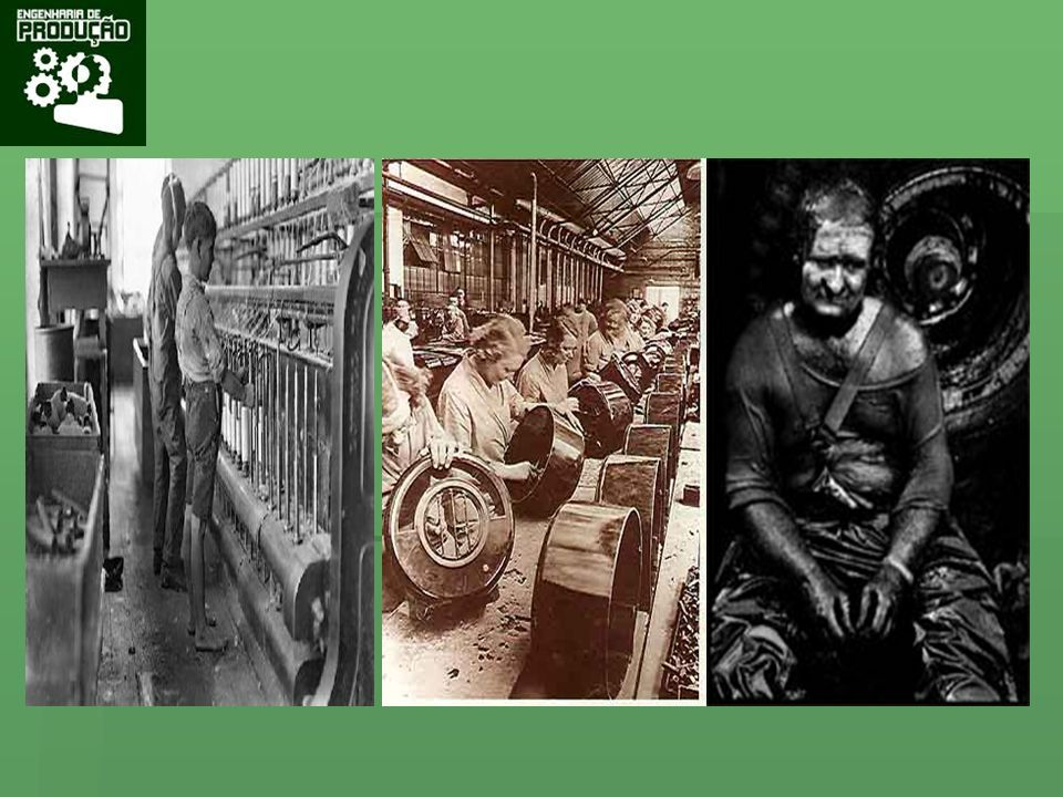 A Revolta Devidos as mas condições de trabalho e outros fatores, levaram muitos trabalhadores a se revoltarem contra as máquinas e as fabricas; Devidos as mas condições de trabalho e outros fatores, levaram muitos trabalhadores a se revoltarem contra as máquinas e as fabricas; eclodiu assim o movimento LUDISMO; eclodiu assim o movimento LUDISMO; Para proteger as empresas, os proprietários e o governo se organizaram militarmente; Para proteger as empresas, os proprietários e o governo se organizaram militarmente; Assim os trabalhadores se organizaram para lutar por melhores condições de trabalho.