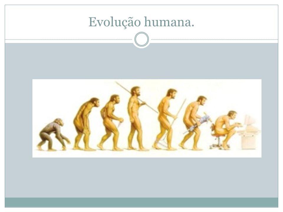 Hipóteses sobre a Evolução Humana (Multirregional) Multirregional: os humanos surgiram na África e se disseminaram pela Ásia e Europa, formando várias espécies e depois se misturaram gradualmente em diferentes locais do mundo dando origem ao Homo sapiens.