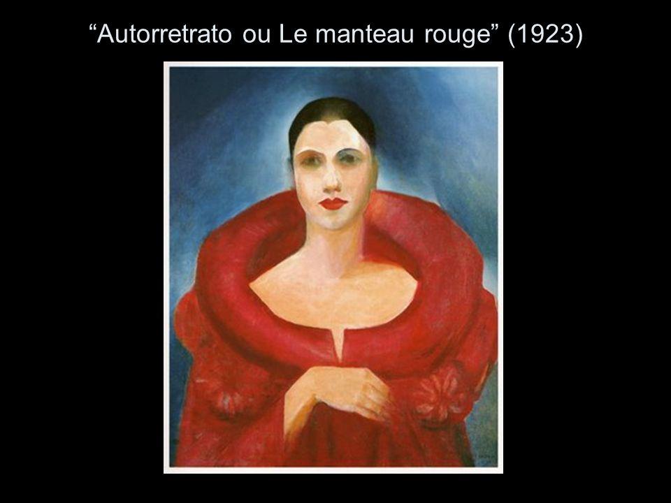 Autorretrato ou Le manteau rouge (1923)
