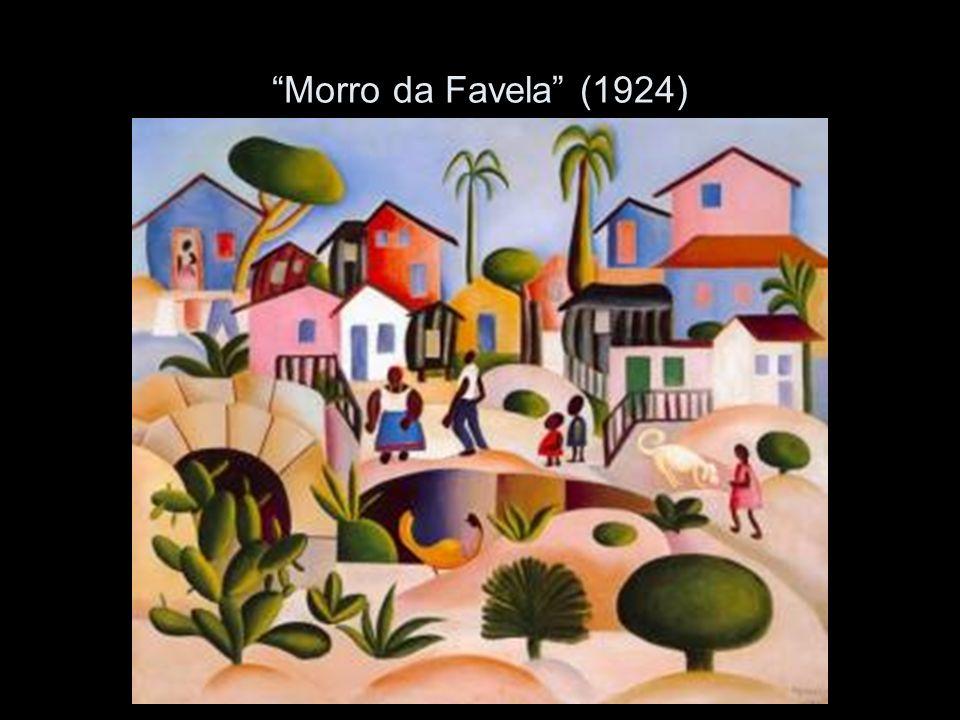 Morro da Favela (1924)