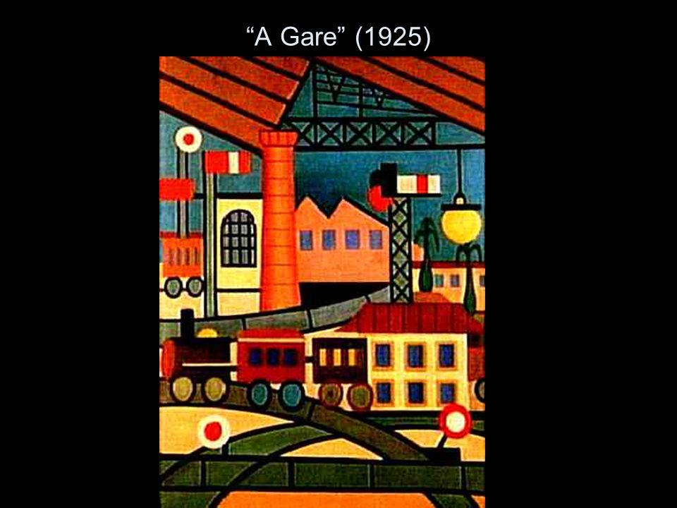 A Gare (1925)