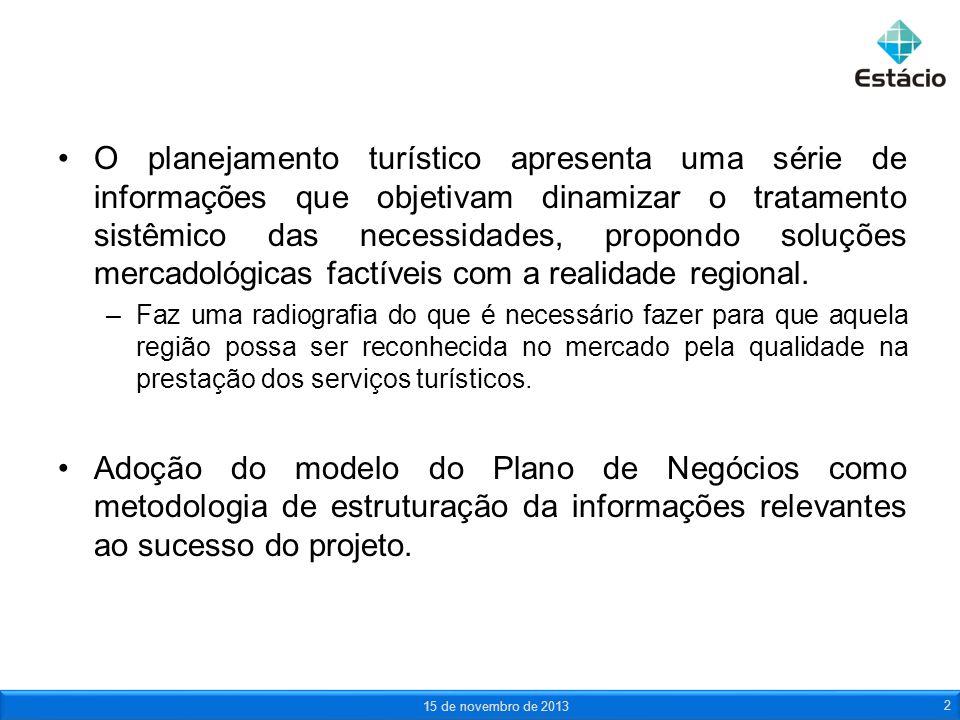 O PNP é um documento que trata de forma clara e sistemática todas as necessidades para que o projeto tenha estabilidade.