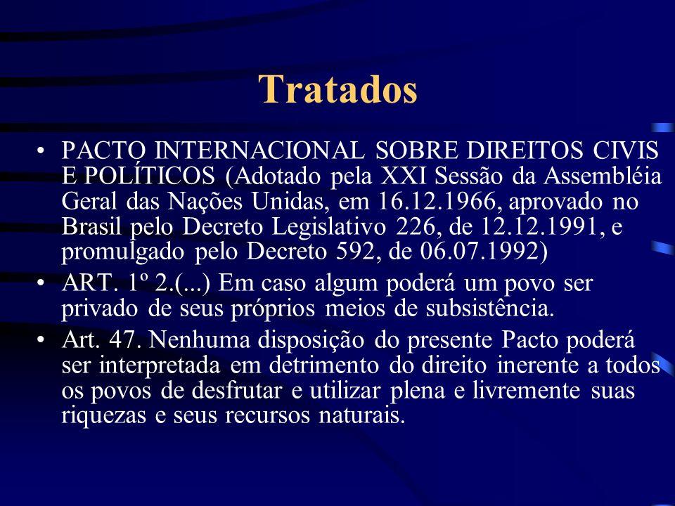 Tratados PACTO INTERNACIONAL SOBRE DIREITOS CIVIS E POLÍTICOS (Adotado pela XXI Sessão da Assembléia Geral das Nações Unidas, em 16.12.1966, aprovado