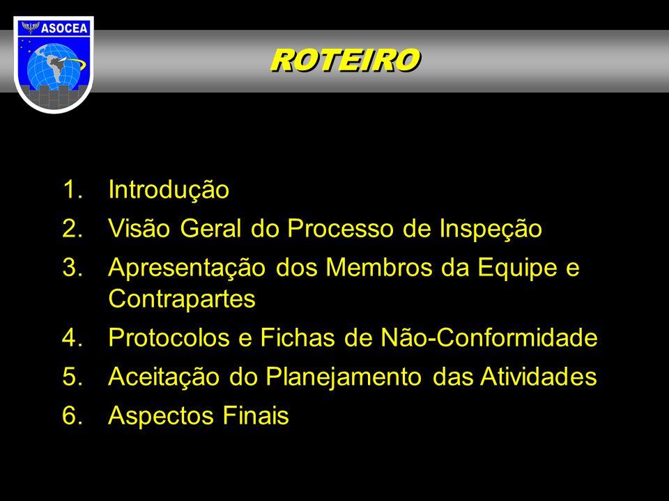 FICHAS DE NÃO-CONFORMIDADE Assinatura da Contraparte Assinatura do Inspetor